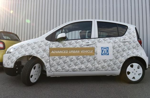 ZF Friedrichshafen AG: ZF bietet zur IAA honorarfreies Fotomaterial für Journalisten