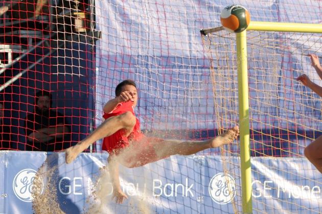GE Money Bank gratuliert zum sensationellen 2. Platz der Nationalmannschaft an der FIFA Beach Soccer WM