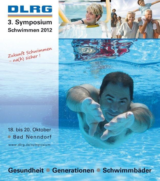 DLRG veranstaltet das 3. Symposium Schwimmen 2012