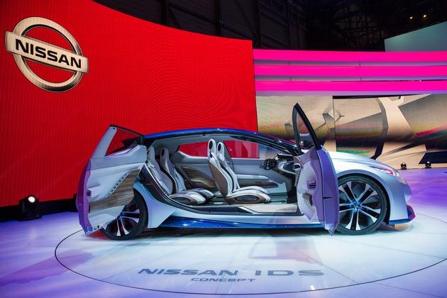Nissan Intelligent Mobility : la vision du futur par Nissan