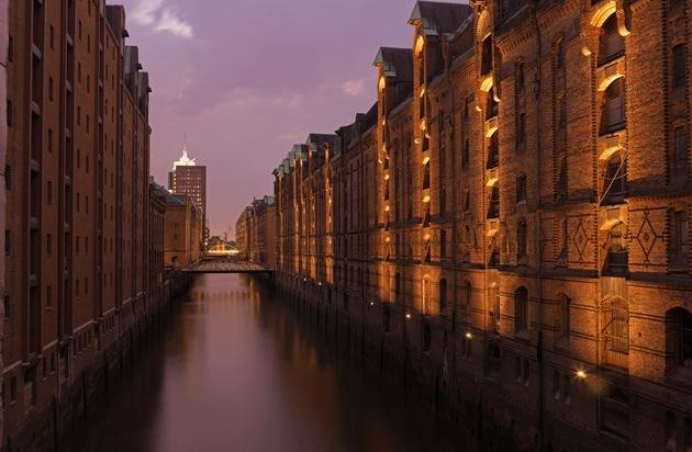 Hamburg Marketing GmbH: UNESCO erkennt Hamburger Speicherstadt und  Kontorhausviertel als Weltkulturerbe an