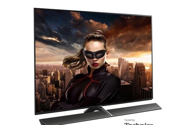 BILD: Die Panasonic TV-Qualitätsoffensive / Panasonic erweitert sein TV-Sortiment 2017 um weitere Größen und zahlreiche OLED Modelle und will im kommenden Geschäftsjahr weiter wachsen (FOTO)