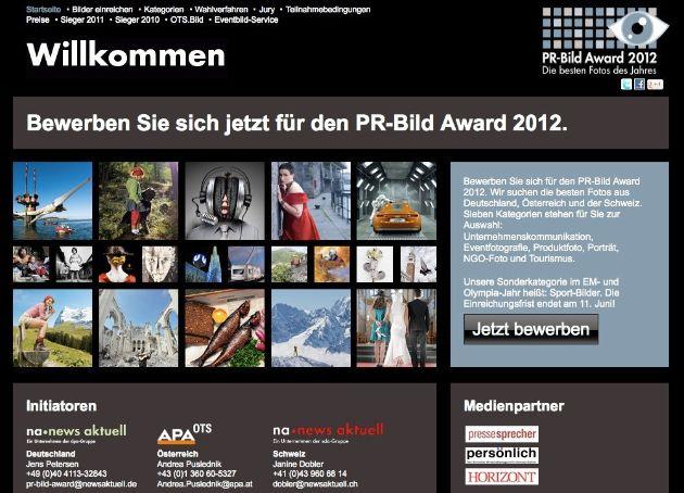 dpa-Tochter news aktuell sucht das beste PR-Bild des Jahres (BILD)