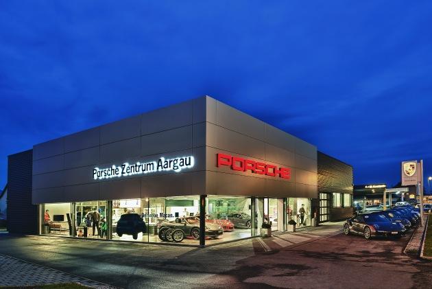 Porsche Schweiz steigert Auslieferungen um zehn Prozent (Bild)
