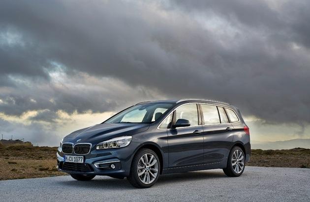 BMW Group: Der neue BMW 2er Gran Tourer