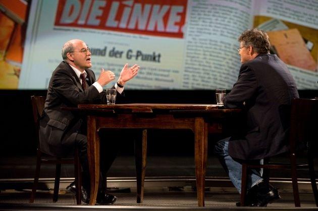 "Neu bei PHOENIX: ""Macht trifft Meinung"" / Auftaktsendung mit Gregor Gysi vs. Matthias Matussek / Donnerstag, 28. Mai, 21.45 Uhr"