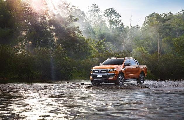 Ford-Werke GmbH: Neuer Ford Ranger feiert Europa-Premiere auf der IAA Pkw