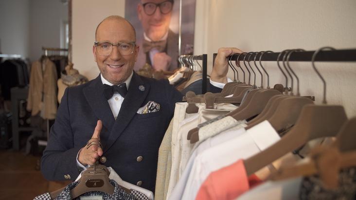 """Neues Reiseformat """"fashion2sea"""" auf MS EUROPA 2: 2015 mit Designer Thomas Rath an Bord"""