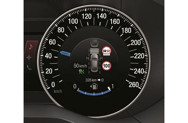 Ford-Werke GmbH: Intelligenter Geschwindigkeitsbegrenzer feiert sein Debüt im neuen Ford S-MAX
