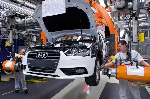 The Audi Group in the fiscal year 2011: new records for deliveries, revenue and profit (mit Bild)