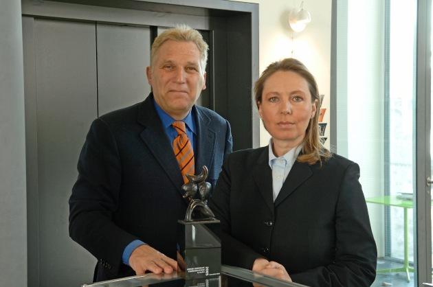 Award Corporate Communications: Kommunikatoren des Monats