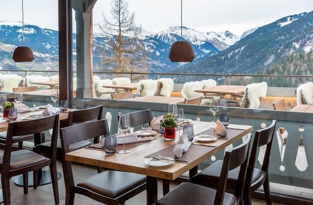The Alpina Mountain Resort & Spa: The Alpina Mountain Resort & Spa, Tschiertschen: Ein neuer Stern am Bündner Hotelhimmel