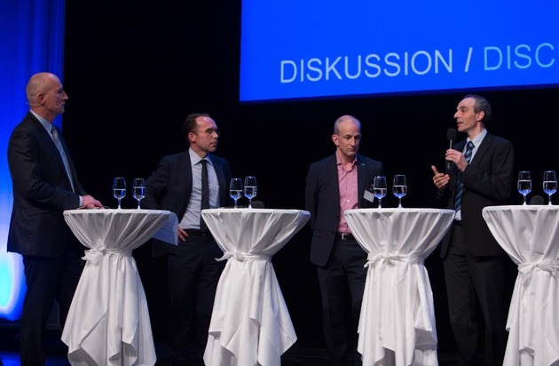 MSD Merck Sharp & Dohme AG: Digitalisierung verlangt Gesundheitskompetenz / Podiumsdiskussion zur Digitalisierung im Gesundheitswesen an den 11. Trendtagen Gesundheit Luzern