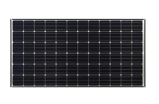 BILD: Panasonic verlängert Produktgarantie für Solarmodule HIT® auf 25 Jahre / 20 Jahre Serienfertigung des Photovoltaikmoduls HIT® (FOTO)