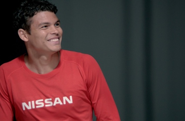 Nissan Switzerland: Andrés Iniesta und Thiago Silva neue Nissan Markenbotschafter