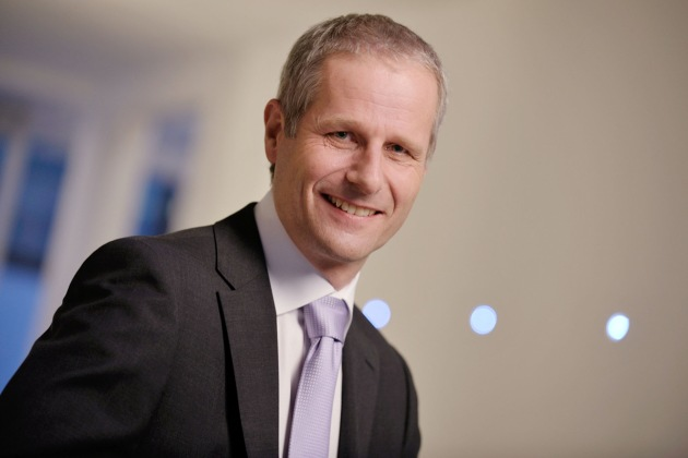 Martin Bachmann, new CEO of the Swiss watch manufacturer Maurice Lacroix