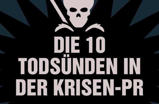 news aktuell GmbH: Die zehn größten Fehler in der Krisen-PR