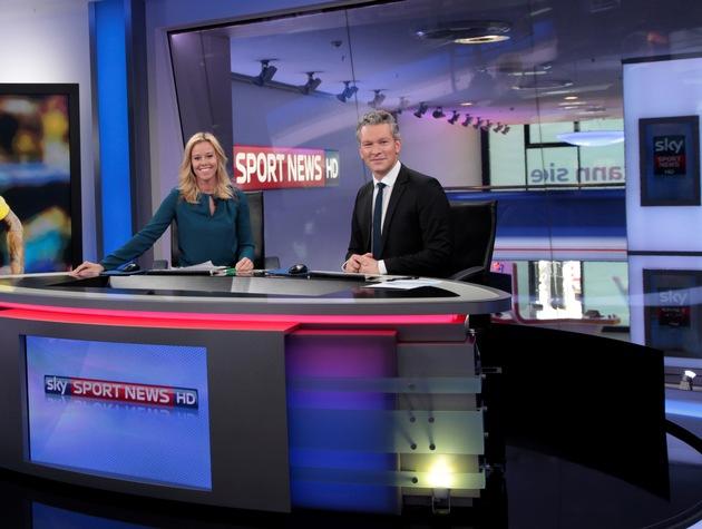 Sky Sport News HD startet am Donnerstag im Free-TV und zeigt das Bundesliga-Spiel Mainz gegen FC Bayern am Freitag live und frei empfangbar