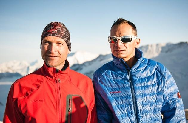 Mammut Sports Group AG: Skibergsteigen extrem - sieben Viertausender in weniger als 24 Stunden
