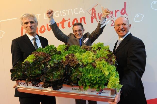 """""""City Farming""""- Konzept aus den Niederlanden gewinnt FLIA 2013"""