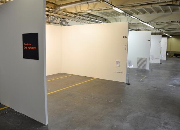 Eröffnung der Kunst 12 Zürich mit der Vernissage / 18. Internationale Messe für Gegenwartskunst / 8. bis 11. November