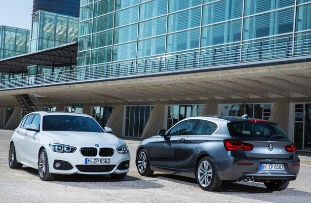 BMW Group: Die neue BMW 1er Reihe / Kompakte Fahrfreude - effizient, innovativ, einzigartig