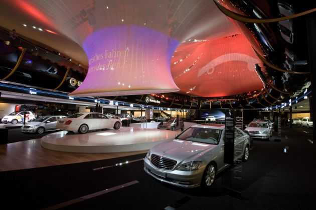 Mercedes-Benz Cars at the 2009 Frankfurt Motor Show