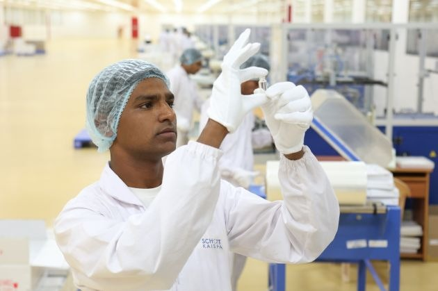 SCHOTT stärkt Position im asiatischen Pharmamarkt