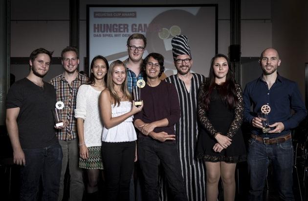 Helvetas: Helvetas Clip Award 2014 / Schwer verdauliche Gewinnerfilme