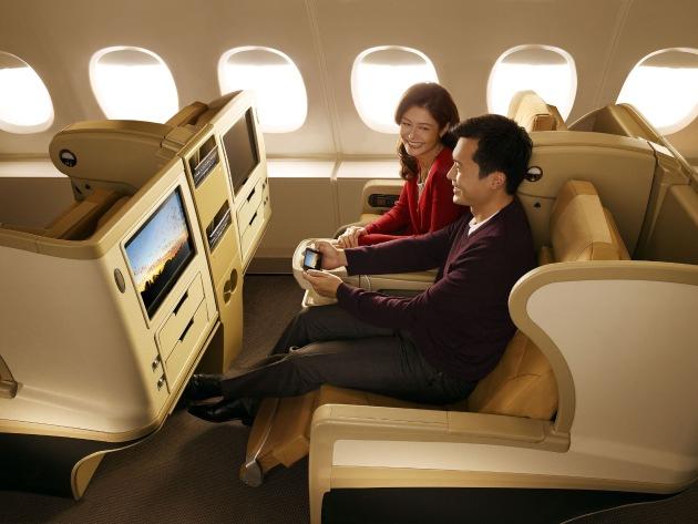 Singapore Airlines prend livraison de son premier Airbus A330-300