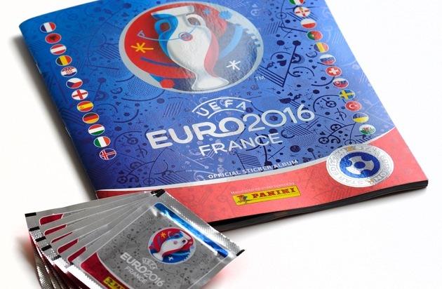 PANINI SUISSE AG: Panini UEFA EURO 2016[TM] France - Star Edition