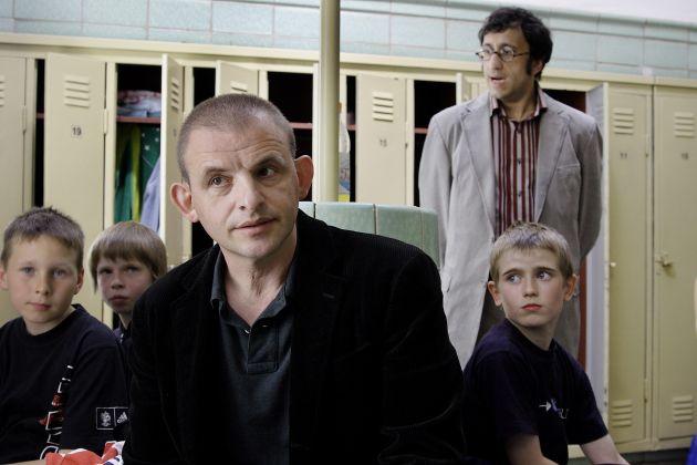 """""""KRIMI.DE"""": Neue Folgen werden in Erfurt gedreht -  Dominique Horwitz ist der neue Kommissar - TV-Premiere im  Oktober 2007"""