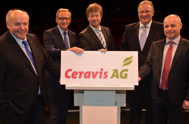 AGRAVIS Raiffeisen AG: Hauptversammlung der Agravis Raiffeisen AG: neues Unternehmen soll Ceravis AG heißen