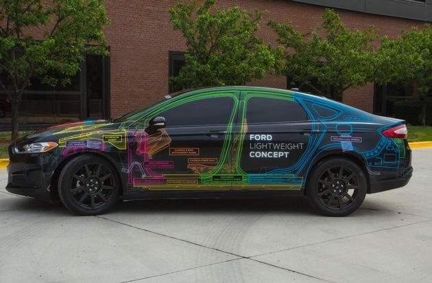 Ford-Werke GmbH: Ford beschleunigt Kohlefaser-Forschung für mehr Innovationen im Automobilbau