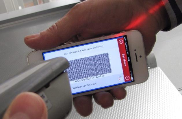Jumbo-Markt AG: JUMBO introduit le système de paiement mobile - le Smartphone devient carte de crédit (Image / Video / Annexe)