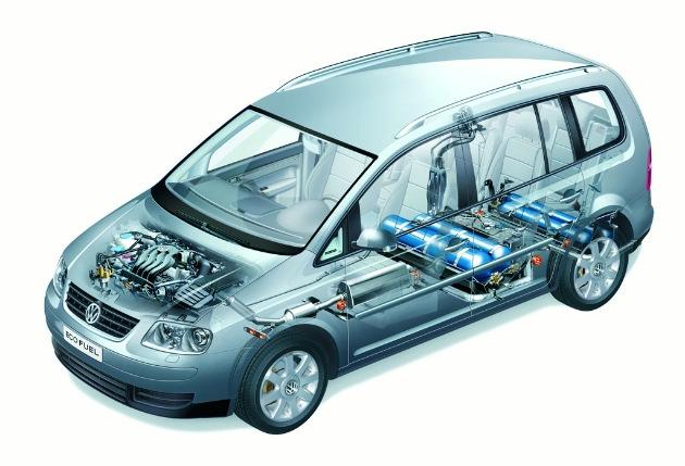 Gasverbund Mittelland AG - Partnerschaft mit Volkswagen