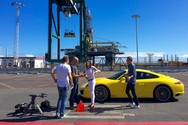 """GRIP - Das Motormagazin: """"Der neue Porsche 911"""""""