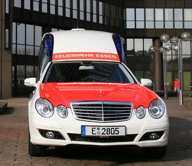 FW-E: Feuerwehrfahrzeuge mit neuen KFZ-Kennzeichen unterwegs