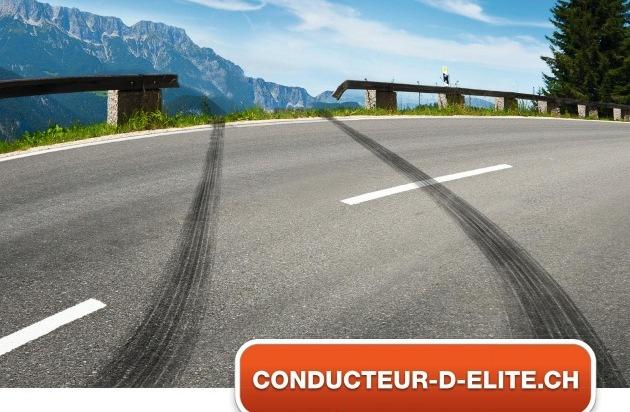 Verkehrssicherheitsrat: conducteur-d-elite.ch: suivre des cours, c'est avoir une conduite plus sûre