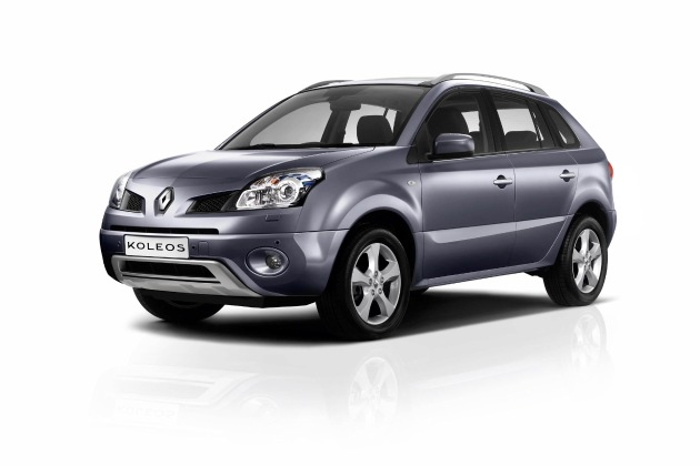 Der neue Renault Koleos: kompaktes Crossover-Modell