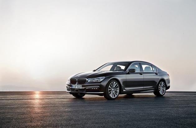 BMW Group: Die neue BMW 7er Reihe