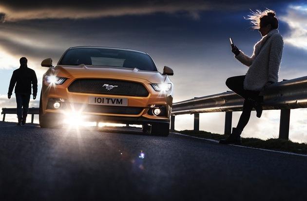 Ford-Werke GmbH: Ford veröffentlicht sechs Videos zum neuen Mustang