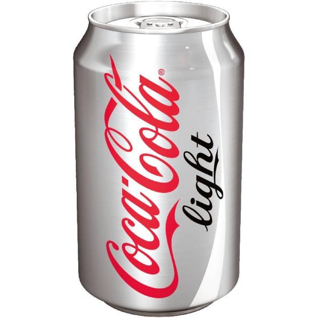 Nouvelle campagne 'Coca-Cola light' avec la participation d'une grande star