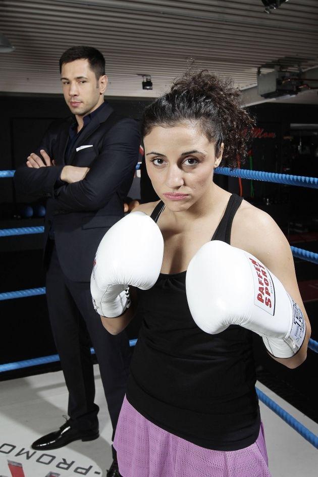 """""""Motiviert bis in die Haarspitzen"""": Killer-Queen Kentikian will WM-Gürtel zurückerobern / Firat Arslan kommt für Chagaev  - bei """"ran Boxen: Die Super Fight Night"""" am 1.12.2012 , live in SAT.1"""