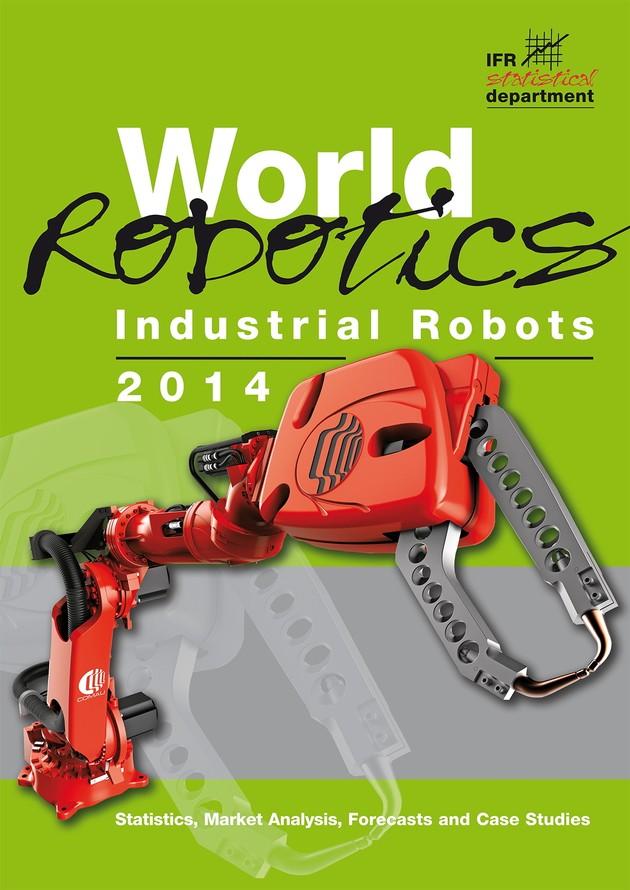 Weltweite Studie: Mensch-Roboter-Teams erobern neue Wirtschaftszweige