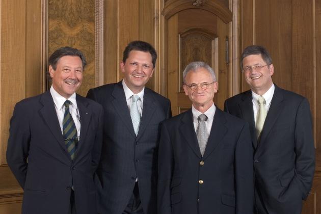 Max Galliker, ex SNB Luzern, neu im Verwaltungsrat der Valiant Bank
