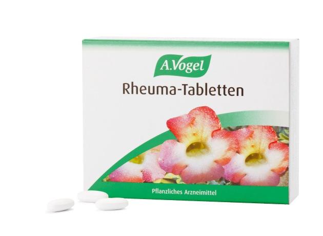Neu von A.Vogel: Rheuma-Tabletten