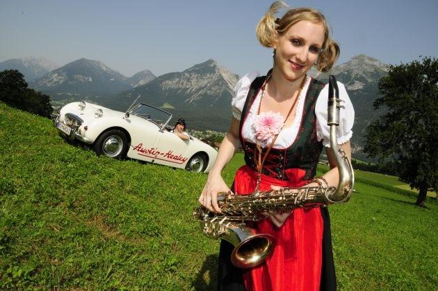 Rolling Oldies - Österreichs schönste Oldiefete
