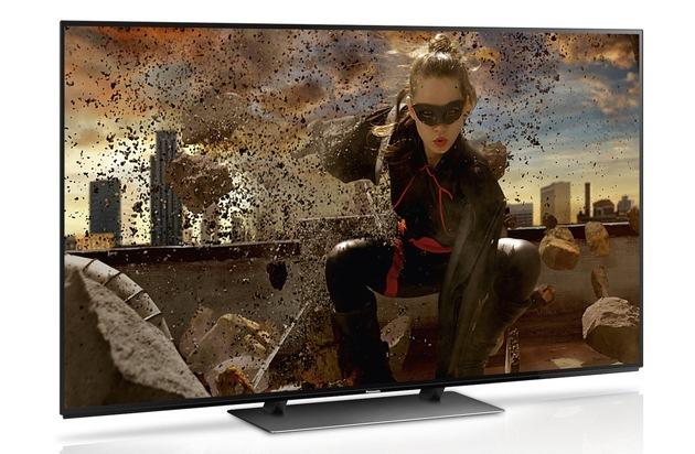 BILD: Technologie der Zukunft für neue visuelle Erlebnisse / Panasonic OLED TV EZW954: Hollywood zuhause mit authentischen Bildern, atemberaubendem Kontrast und überwältigender Farbwiedergabe erleben (FOTO)