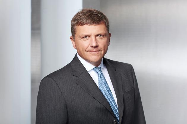 Stephan Sturm, Vorstandsvorsitzender von Fresenius